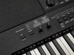 Yamaha PSR ew400 Control