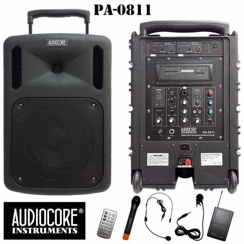 Audiocore PA-0811 Portable Amplifier