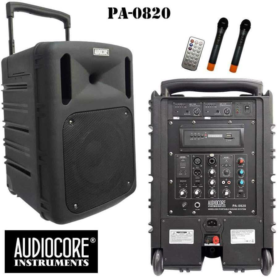 Jual Paket Sound System Portable Wireless Audiocore Harga Murah